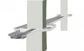 Балка кабельного канала БКК 200х60-П6,0 УТ1,5